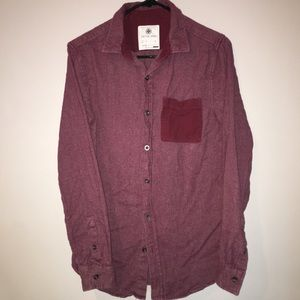 On The Byas Button Down Shirt